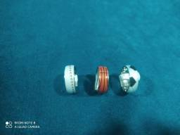 Promoção Anéis esportivos Titanium confort high polished