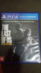 The lest of us remastered ps4