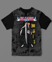 """Novos modelos """"Camisetas de Anime"""""""