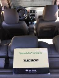 Tucson manual 2.0 raridade