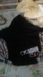 Blusao da ciclone