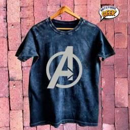 Camisetas do seu herói favorito