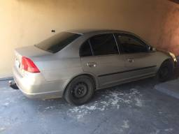 Honda Civic 2002 movido a GNV