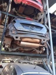 Sucata Ford Focus hatch 1.6 2015