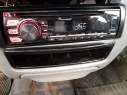 Rádio toca cd