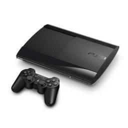 PS3 LUXO TODO COMPLETO COM MAIS DE 2000 JOGOS