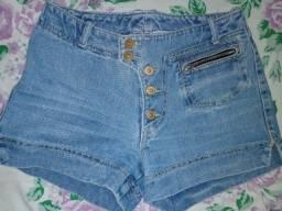 Short Jeans - Tamanho 40