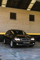 Mercedes Benz - C200 Avantgarde Kompressor 1.8 2002