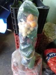 Pacotão de verduras