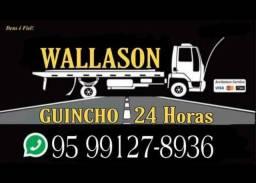 Guincho Reboque 24 hs resgate