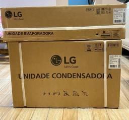 Ar condicionado LG 12.000 Dual Inverter Voice 220v-Nacional, Novo, Lacrado, NF e Garantia