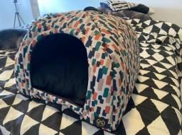 Casa de cachorro pequeno porte