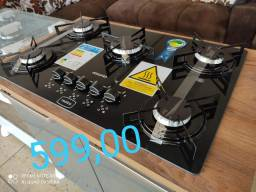 Cooktop Realce Mega chama