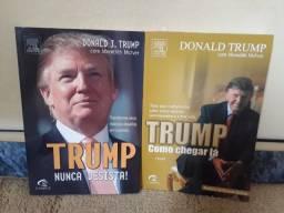 Livros de Donald Trump