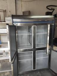 Vendo geladeira 4portas