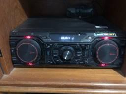 Som LG CM 9750