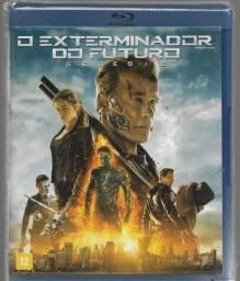 vd033 Blu-ray - O Exterminador Do Futuro: Gênesis