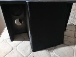 Somente caixa trio , alto falante de 15.