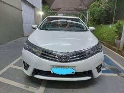 Toyota Corolla xei 2.0 2017 em ótimo estado. Somente Venda