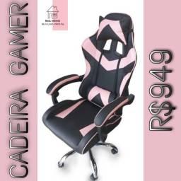 Cadeira cadeira gamer promoção frete e montagem grátis
