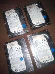 HD de 500 GB - com garantia