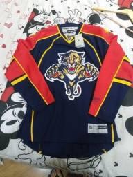 Camisa original hockey no gelo florida panters