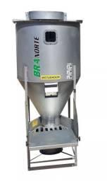 Misturador Vertical Para Plásticos 300 Litros