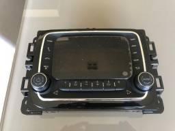 Rádio Multimídia - Jeep Renegade - Original - NOVO