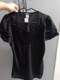 Blusa black