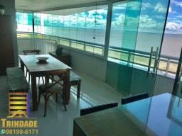 Apartamento Na Ponta do Farol , Vista Mar Top ,285m² , 4 Suítes ,Móveis Projetado