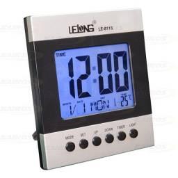 Relógio mesa Lelong LE-8113