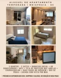 Aluguel apartamento em Itapema