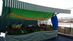 Barraca de feira Madeira para sair