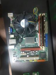 Kit Processador+Placa+RAM DDR3