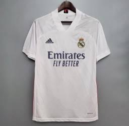 Camisa Real Madrid - 2020/2021