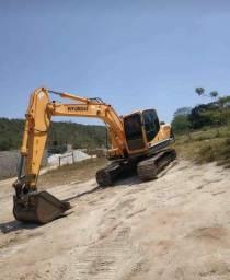 Escavadeira HYUNDAI 140LC-9s.