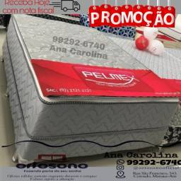 Cama Box Molas ensacadas D-33 c pillow top /////****