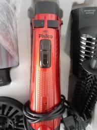 Escova alisadora PHILCO