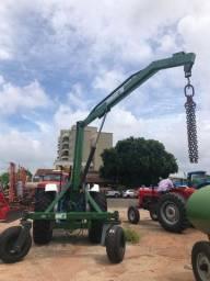 Guincho Big Bag 2.000 Kg - roda louca - SR - 2020 - Novo
