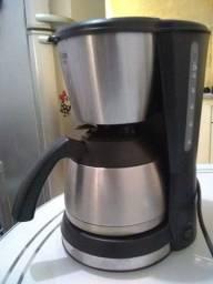 Vendo cafeteira inox 80$