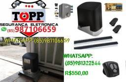 Motor pra portão PPA a partir de R$550,00 instalado!