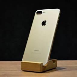 iPhone 7 plus 256gb semi novo Parcelado