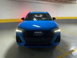 Audi Q3 Black S Line Blindagem NIII-A / GTO Blindagens
