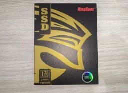 SSD 120GB KINGSPEC (PROMOÇÃO - NOVO)
