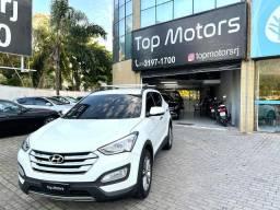 Hyundai Santa Fe ótimo estado 2015