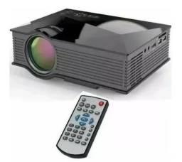 PROJETOR  WIFI 1080p HD - AMPLIA ATÉ 150 POLEGADAS -