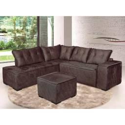Sofa Jade Canto C/Puff