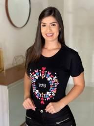Maravilhosas T-shirts disponível (Novas)