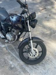 Honda Fan 125 ÉS completa