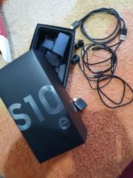 Samsung s10e menos de um mês de uso